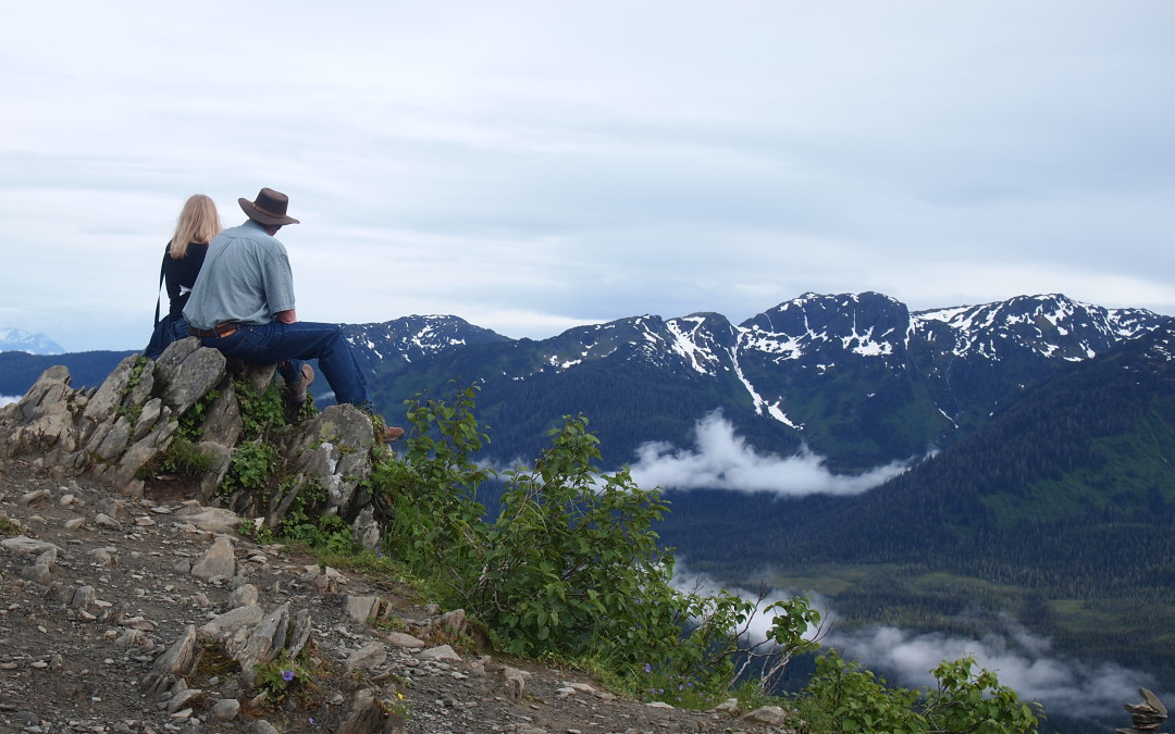 Juneau, Alaska – mines and mountains