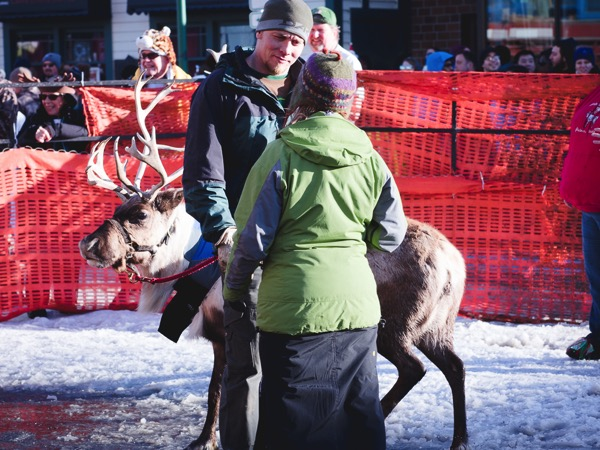 Running with the Reindeer 4
