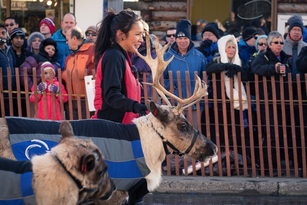 Running with the Reindeer 7