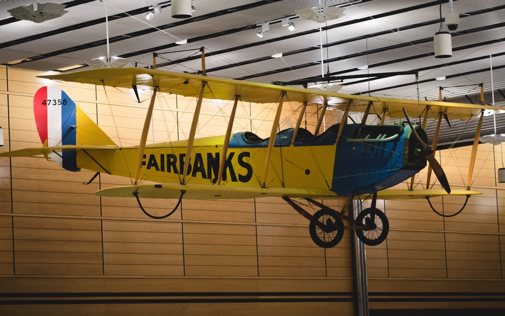 Hanging Out in Airports: Fairbanks International